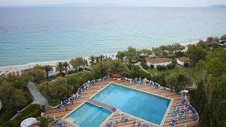 Pallini Beach Hotel - Kassandra Halkidiki | Mouzenidis Travel(Сайт:http://www.mouzenidis-travel.ru/ Популярный отель Pallini Beach, разделяющий территорию с отелем Athos Palace. Входит в гостиничн..., 2010-12-28T13:25:16.000Z)