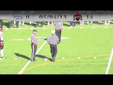 New England Intensity vs. Montreal Blitz  05/04/13