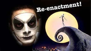 The Nightmare Before Christmas - Jack's Lament