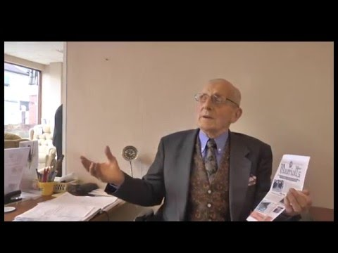 Meet The Man Who Is Thought To Be The Oldest Shopkeeper In Portsmouth