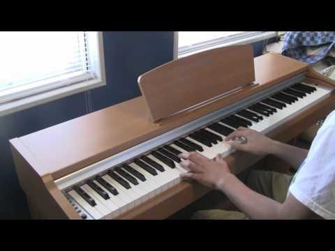 Train - Marry Me (Yamaha Piano Cover)