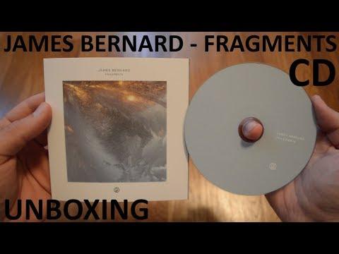Unboxing James Bernard - Fragments CD Mp3