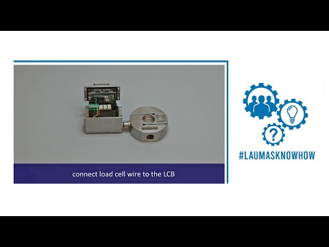 Tutorial How To Connect A LCB Digitizer Directly Load Cell