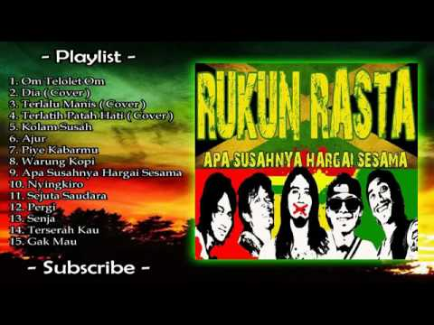 Rukun Rasta Full Album | Reggae Indonesia