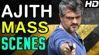 Ajith Mass Scenes | Thala Ajith Mass Scenes | Vivegam Special | Ajith 25 Years Of Entertainment