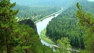 видео река Агидель