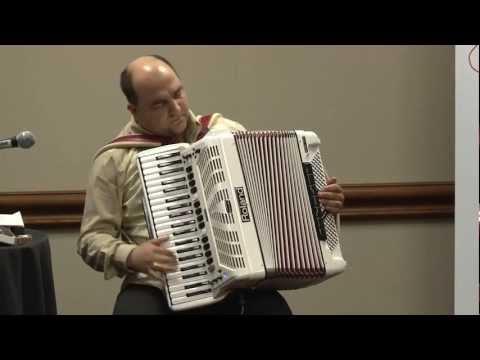 People, People, Roumanian Gypsy: Sergiu Popa on Roland FR7X V-Accordion