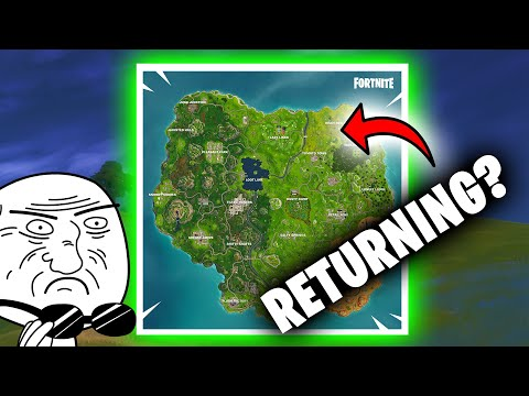 TWO MAPS IN FORTNITE! (Fortnite Season 3)