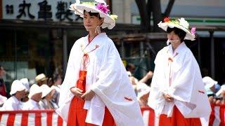 2015祇園祭 花傘巡行 thumbnail