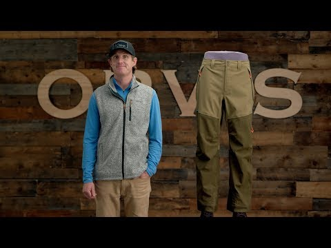 ORVIS - Toughshell Hunting Pants