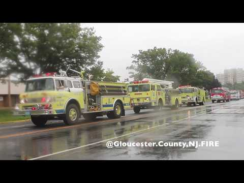 Cooper River antique  Fire Muster Parade