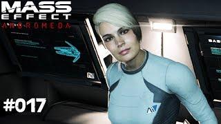 MASS EFFECT ANDROMEDA #017 - Die Crew - Let's Play Mass Effect Andromeda Deutsch / German