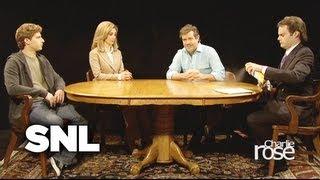 Charlie Rose: Steve Jobs - Saturday Night Live