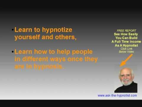 How to Become a Hypnotist - YouTube