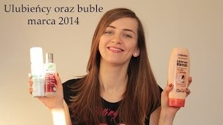 Ulubieńcy i buble marca 2014 Thumbnail