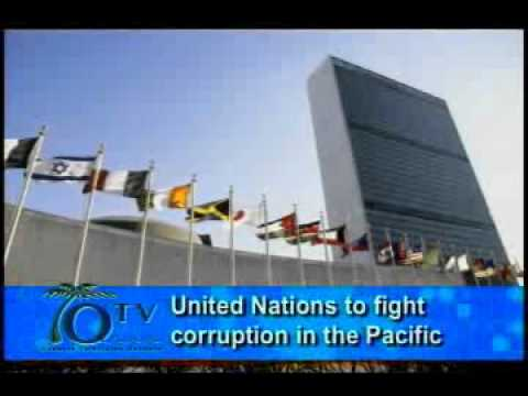 United Nations to fight corruption in the Pacific