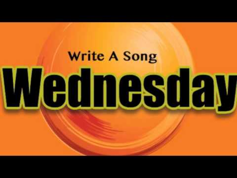 Wqyk write a song wednesday