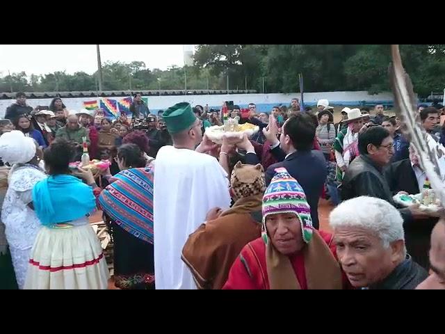 Ano Novo Aymara ou Ano Novo Andino-Amazônico