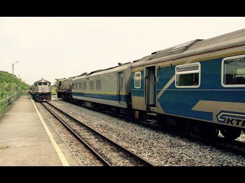 #MALAYANRAILWAYVLOG Episode 12: Joyriding and Railfanning to Kulai