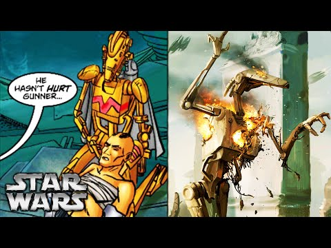 The B1 Battle Droid Who Fought With Clones From the 212th [TRAGIC] - Coppertop