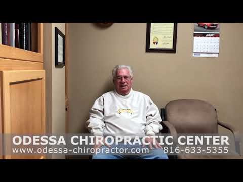 Chronic Lower Back Pain Alleviated with Upper Cervical Chiropractic in Odessa Mo.