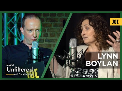 Lynn Boylan - Why a united Ireland border poll could fail | Ireland Unfiltered #40