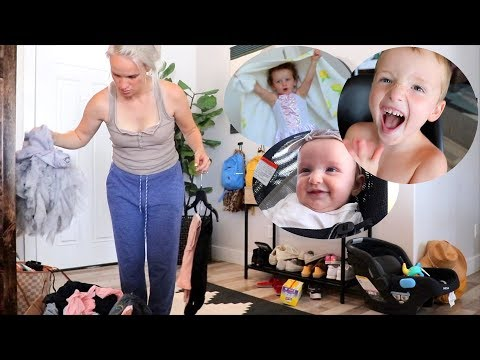 DAILY MORNING ROUTINE WITH TODDLERS | DITL OF A SAHM | REALISTIC from YouTube · Duration:  12 minutes 45 seconds