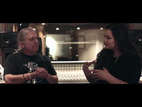 Interview with Steve James at A Sharp Recording Studio
