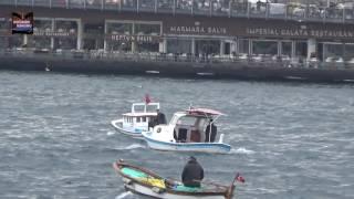 Doğa Belgeseli - İstanbul / Eminönü - Boğaz Turu / Boat Tour 2016