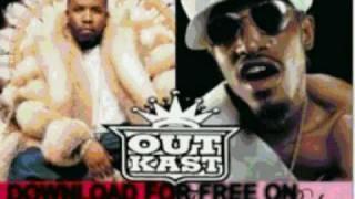 outkast - love hater - Speakerboxxx  The Love Below
