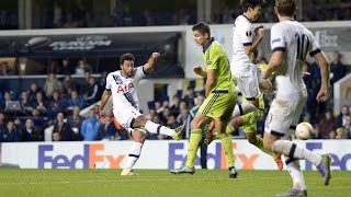 Spurs 2-1 Anderlecht | Goals: Kane, Dembele | Match Review