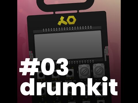 #03 Drumkit Loutch