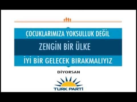 Özgür Bir Millet İstiyorsan / TURK PARTİ