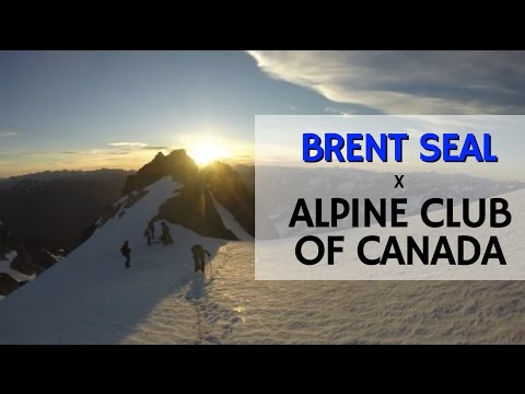 Climbing Mt Matier With Brent Seal and the Alpine Club of Canada // Mavrixx