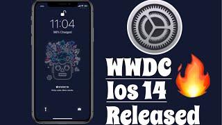 WWDC ios 12 Released