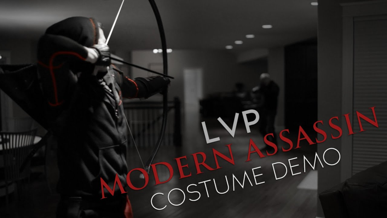Lvp Modern Assassin S Creed Costume Demo Youtube
