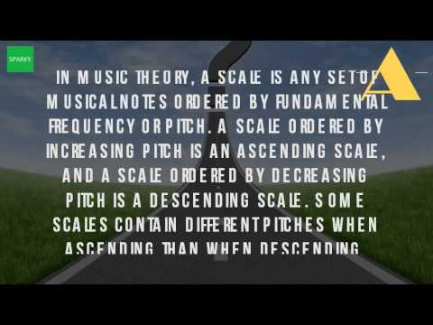 What Are The Scales In Music?
