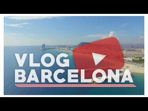 Travel Diary: Barcelona 2017/18