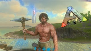 GAMEPLAY DE ARK MOBILE (ANDROID & IOS)