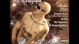 Mr. Criminal - Rise To Power (Full Album)