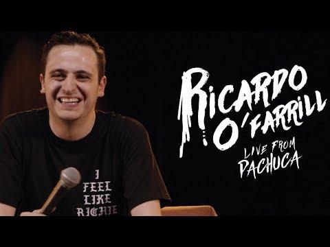 LIVE FROM PACHUCA - Ricardo O'Farrill