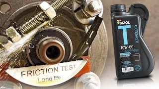 Bizol Technology 10W60 Jak skutecznie olej chroni silnik?