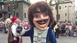 Les fêtes de la Nouvelle France - Québec 2013