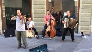 Kranjci (Trio Kranjc) - Billy Jean & Smooth Criminal and Eye of the Tiger & Lady