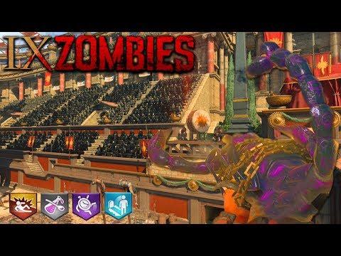 BLACK OPS 4 ZOMBIES - IX MAIN EASTER EGG GAMEPLAY HUNT (Black Ops 4 Gameplay Walkthrough)