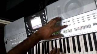 Tum Mile Dil Khile (Criminal) On Yamaha Keyboard PSR-S910