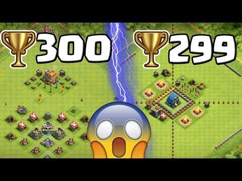 das-passiert-wirklich-unter-300-pokalen!-⭐️-clash-of-clans-⭐️-coc