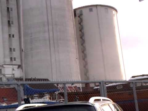 Mislykkes sprængning af silo i Assens