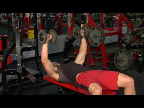How to Do Flat Bench Dumbbell Press