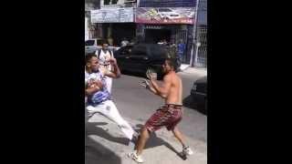 Briga Capoeira X MMA